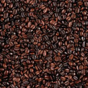 Seamless Coffee Texture
