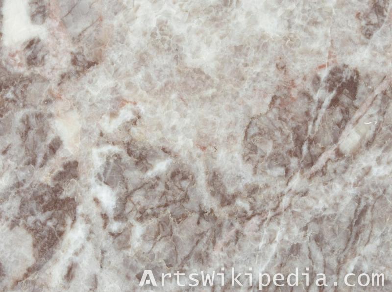 Sienna marble texture