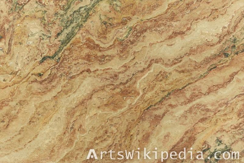 rock surface of marble texture