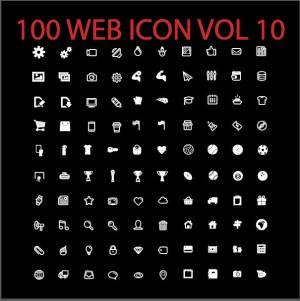 100 web icon vol 10