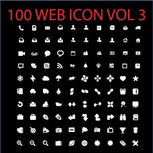 100 web icon vol 3