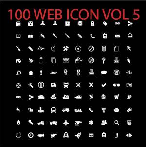 100 web icon vol 5