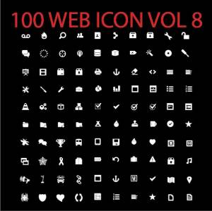 100 web icon vol 8