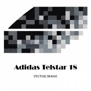 Telstar 18 panel pattern